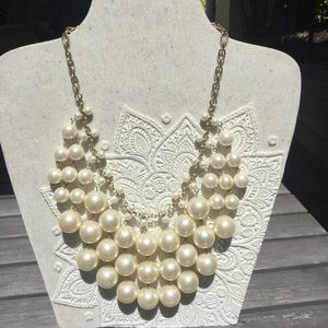 J. Crew Pearl Necklace